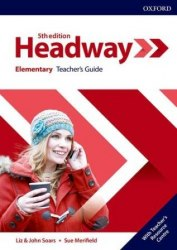 Headway (5th Edition) Elementary Teacher's Guide with Teacher's Resource Center Oxford University Press