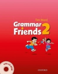 Grammar Friends 2 Student's Book with CD-ROM Pack / Граматика