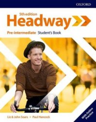 Headway (5th Edition) Pre-Intermediate Student's Book with Online Practice / Підручник для учня