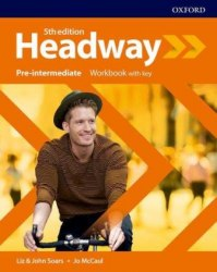 Headway (5th Edition) Pre-Intermediate Workbook with key / Робочий зошит