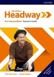 Headway (5th Edition) Pre-Intermediate Teacher's Guide with Teacher's Resource Center / Ресурси для вчителя