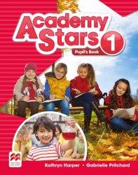 Academy Stars 1 Pupil's Book Pack (Edition for Ukraine) / Підручник для учня, видання для України