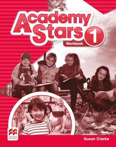Academy Stars 1 Workbook (Edition for Ukraine) / Робочий зошит, видання для України