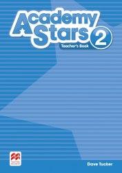 Academy Stars 2 Teacher's Book Pack (Edition for Ukraine) / Підручник для вчителя, видання для України