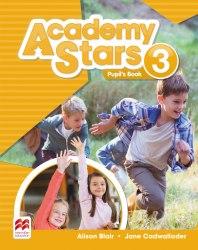 Academy Stars 3 Pupil's Book Pack (Edition for Ukraine) / Підручник для учня, видання для України