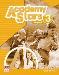 Academy Stars 3 Workbook (Edition for Ukraine) / Робочий зошит, видання для України