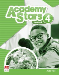 Academy Stars 4 Workbook (Edition for Ukraine) / Робочий зошит, видання для України