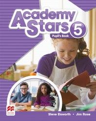 Academy Stars 5 Pupil's Book Pack (Edition for Ukraine) / Підручник для учня, видання для України