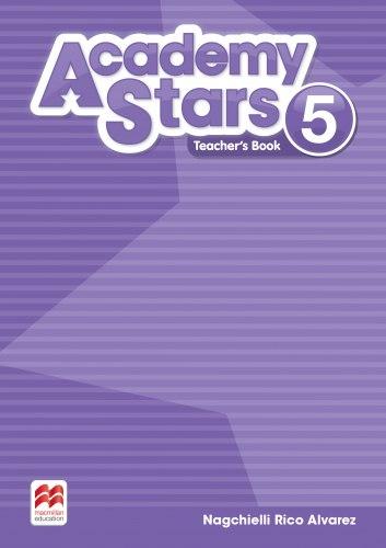 Academy Stars 5 Teacher's Book (Edition for Ukraine) / Підручник для вчителя, видання для України