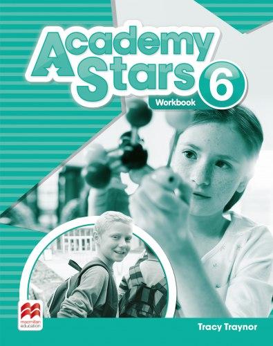 Academy Stars 6 Workbook (Edition for Ukraine) / Робочий зошит, видання для України