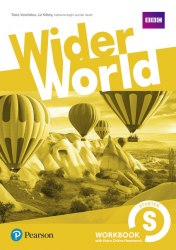 Wider World Starter Workbook with Online Homework / Робочий зошит