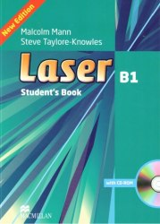 Laser B1 (3rd Edition) Student's Book / CD-Rom / Підручник для учня