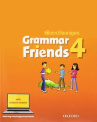 Grammar Friends 4 Student's Book Pack / Граматика