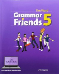 Grammar Friends 5 Student's Book Pack / Граматика