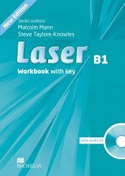 Laser B1 (3rd Edition) Workbook / key / CD / Робочий зошит