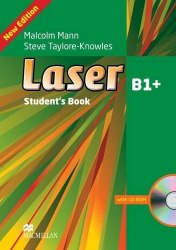 Laser B1+ (3rd Edition) Student's Book with CD-Rom / Підручник для учня