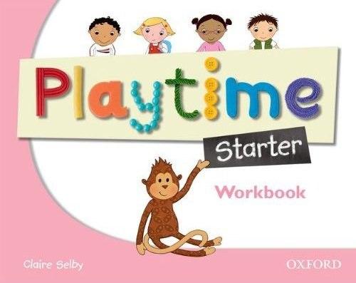 Playtime Starter Workbook / Робочий зошит