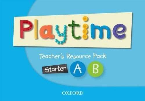 Playtime Starter, A and B Teacher's Resource Pack / Ресурси для вчителя