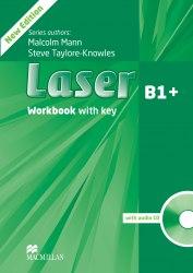 Laser B1+ (3rd Edition) Workbook / key / CD / Робочий зошит