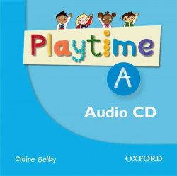 Playtime A Audio CD / Аудіо диск