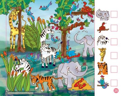 Playtime B Class Book / Підручник для учня