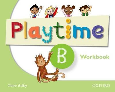 Playtime B Workbook / Робочий зошит