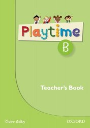Playtime B Teacher's Book / Підручник для вчителя