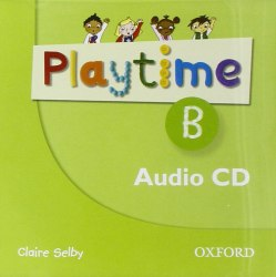 Playtime B Audio CD / Аудіо диск