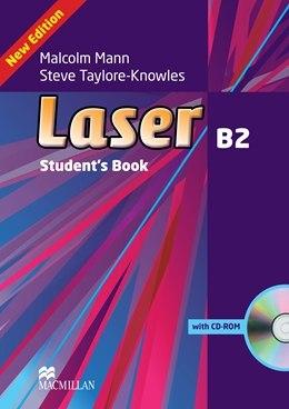 Laser B2 (3rd Edition) Student's Book / CD-Rom / Підручник для учня