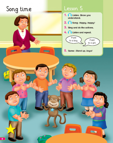 You and Me 1 Pupil's Book / Підручник для учня