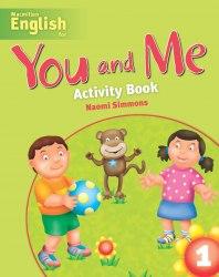 You and Me 1 Activity Book / Робочий зошит