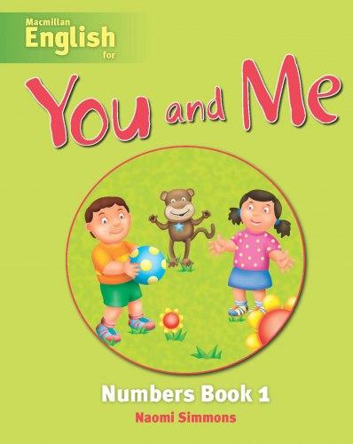 You and Me 1 Numbers Book / Зошит для математичних прописів