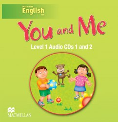 You and Me 1 Audio CDs / Аудіо диск