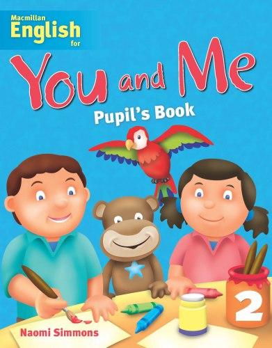 You and Me 2 Pupil's Book / Підручник для учня