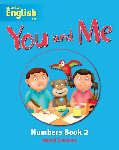 You and Me 2 Numbers Book / Зошит для математичних прописів