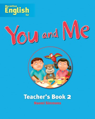 You and Me 2 Teacher's Book / Підручник для вчителя