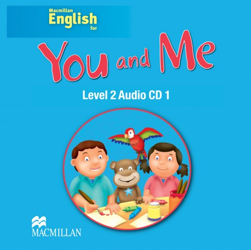 You and Me 2 Audio CDs / Аудіо диск