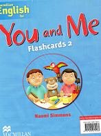 You and Me 2 Flashcards / Flash-картки