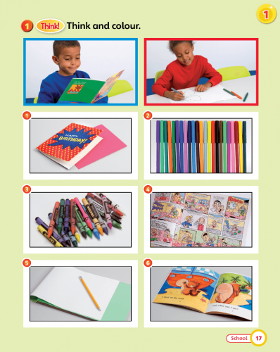 Super Minds Starter Student's Book with DVD-ROM / Підручник для учня