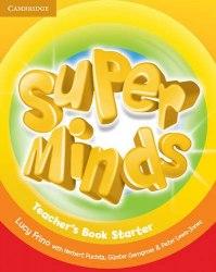 Super Minds Starter Teacher's Book / Підручник для вчителя