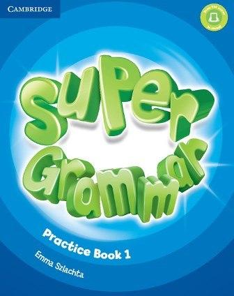 Super Minds 1 Super Grammar Practice Book / Граматика