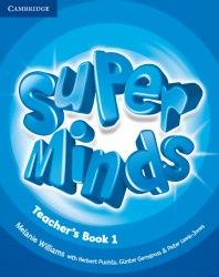 Super Minds 1 Teacher's Book / Підручник для вчителя