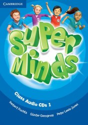 Super Minds 1 Class Audio CDs / Аудіо диск