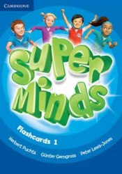 Super Minds 1 Flashcards / Flash-картки
