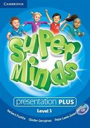 Super Minds 1 Presentation Plus DVD-ROM / Ресурси для інтерактивної дошки