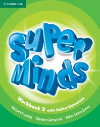 Super Minds 2 Workbook with Online Resources / Робочий зошит