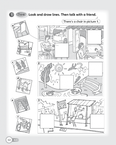 Super Minds 2 Workbook with Online Resources / Робочий зошит