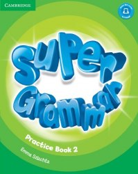 Super Minds 2 Super Grammar Practice Book / Граматика