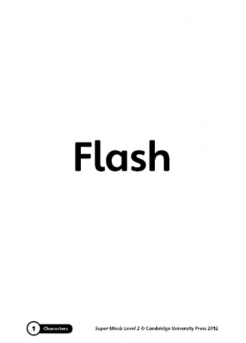 Super Minds 2 Flashcards / Flash-картки