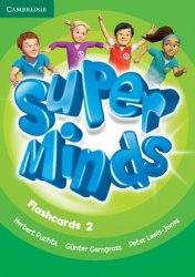 Super Minds 2 Flashcards / Flash-картки